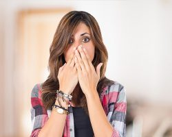 Lady Embarrassed To Smile | The Foehr Group in Bloomington, IL | Dr. Wolf