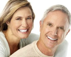 Smiling Couple | The Foehr Group in Bloomington, IL | Dr. Wolf
